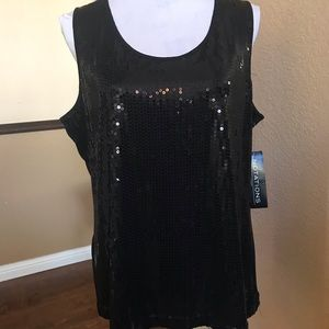 NWT Sequence Top by Notations